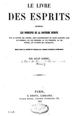 Allan Kardec - O Livro dos Espíritos (Allan Kardec) (Obra